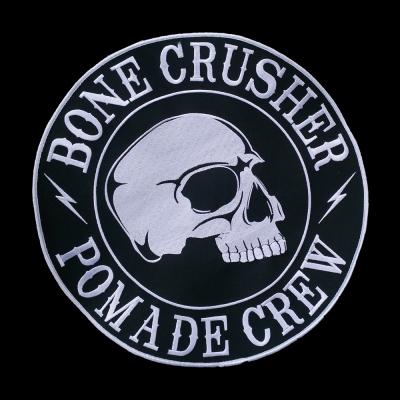 Bone Crusher Back Patch 28cm
