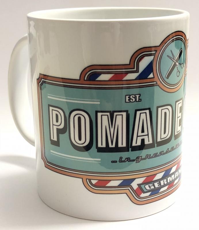 Pomade Crew Germany Tasse mint