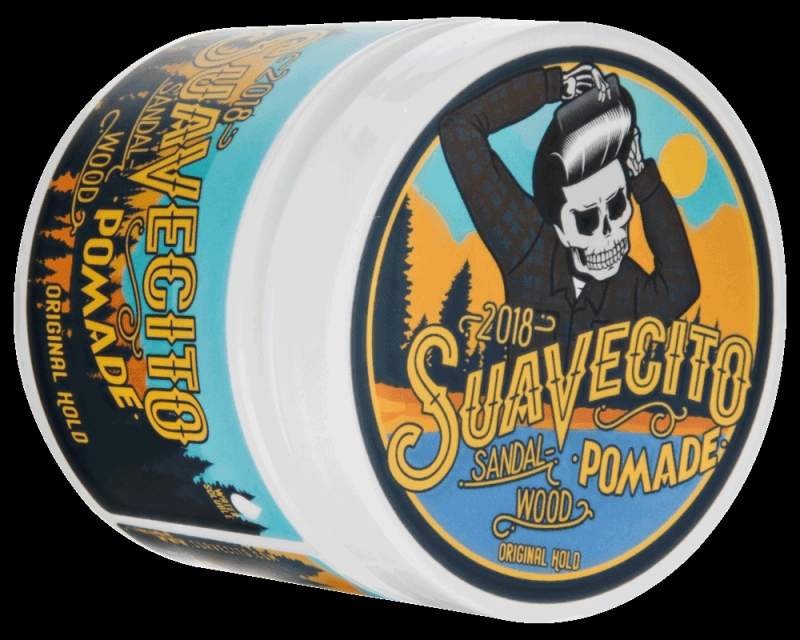 Suavecito Winter 2018 OG Medium Pomade