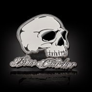 Bone Crusher Pomade Pin