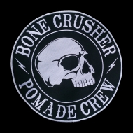 Bone Crusher Back Patch 28cm