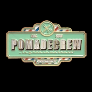 Pomade Crew Germany Pin mint